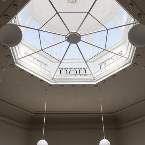 Courtroom Skylight