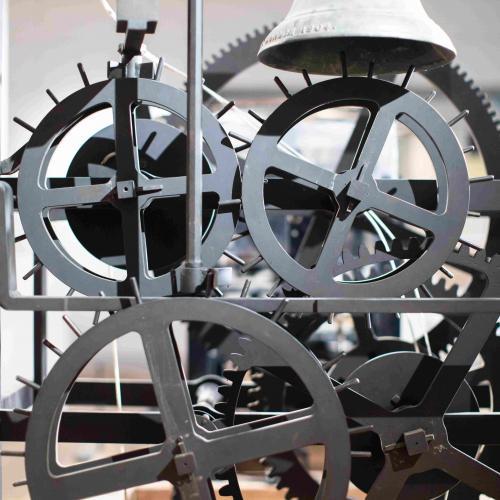 Wallingford Clock (second part)