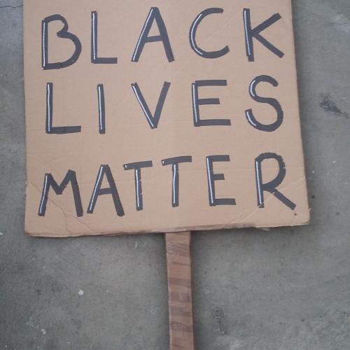 Nothing matters until Black Lives Matter