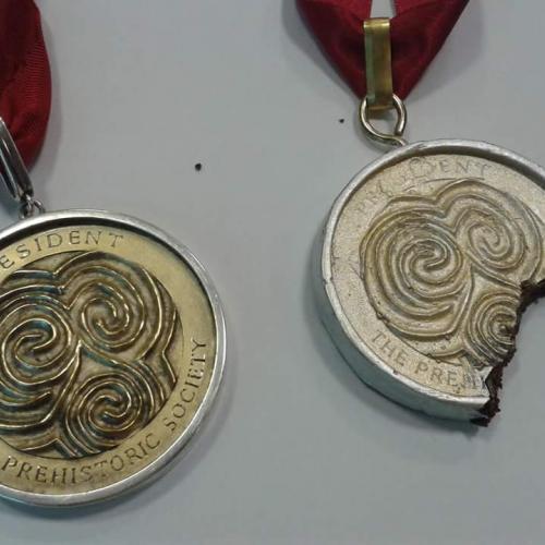 chocolate replicas