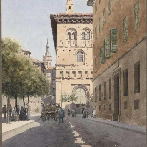 Zaragoza, La Lonja