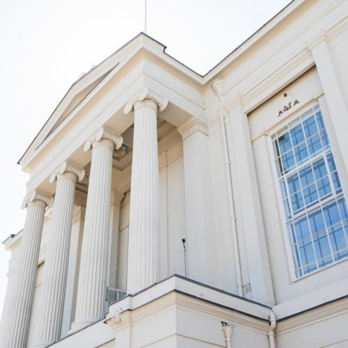 St Albans Museum + Gallery Georgian Architecture