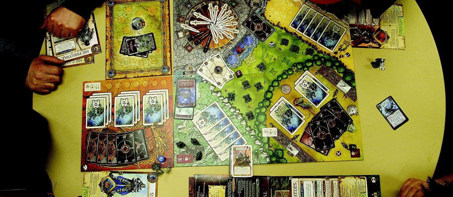 Board games st albans