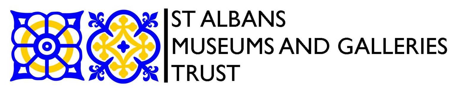 St Albans Museums + Galleries Trust logo
