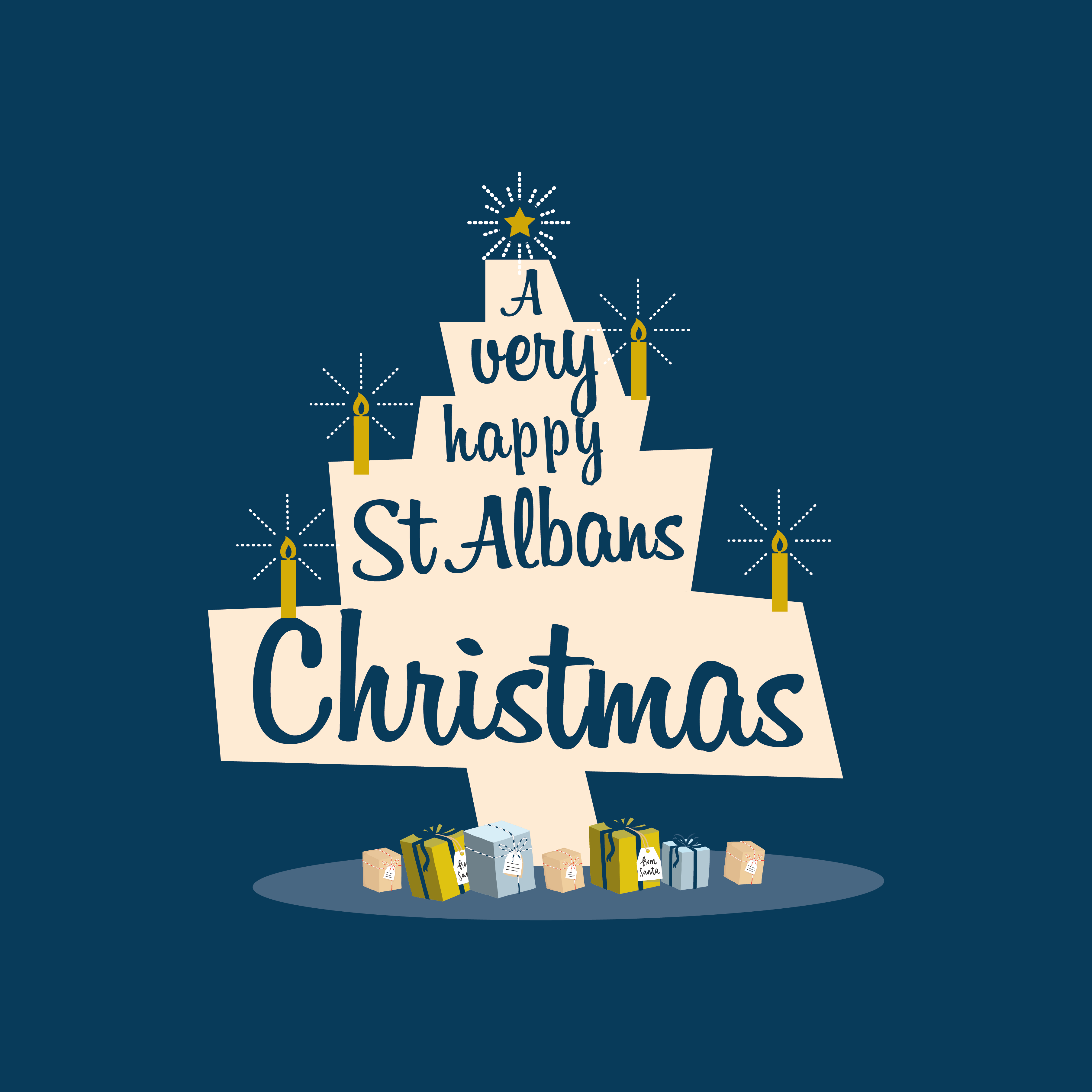 Christmas in St Albans