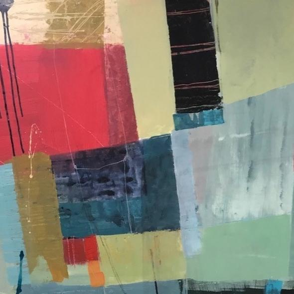Detail from Landscape II by Alex Ayliffe