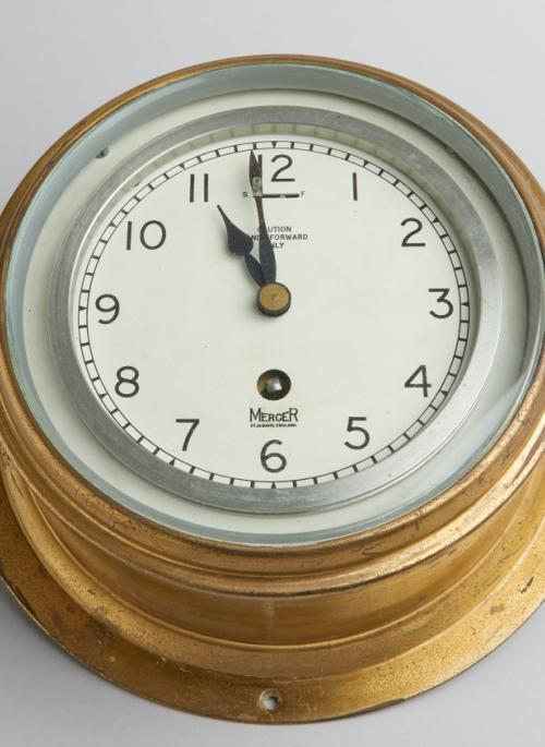 Mercer's clock