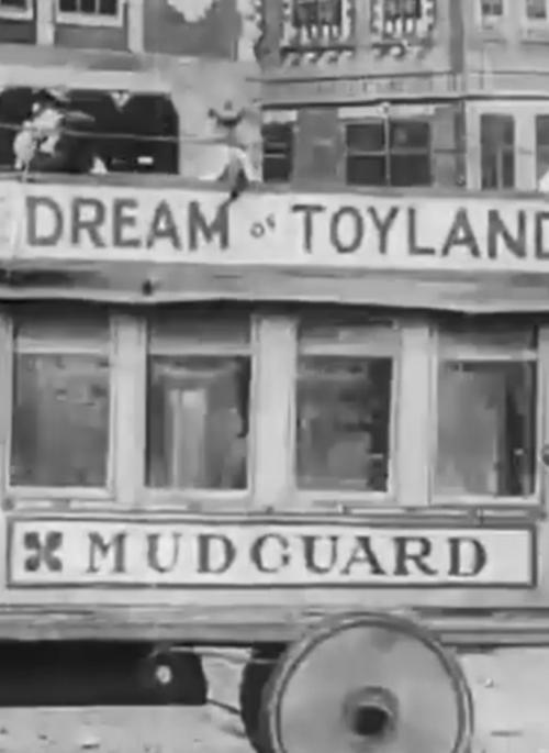 Still from Dream of Toyland, a film by Arthur Melbourne Cooper