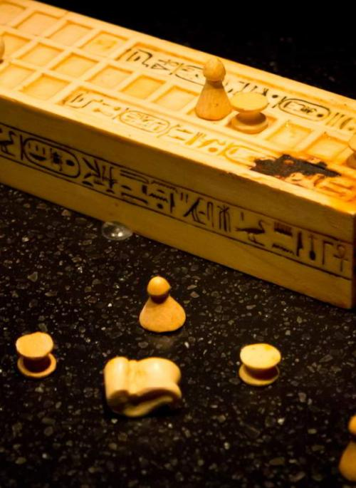 senet ancient game st albans museum