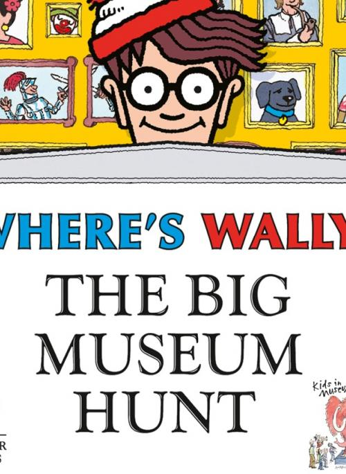 Where's Wally? logo